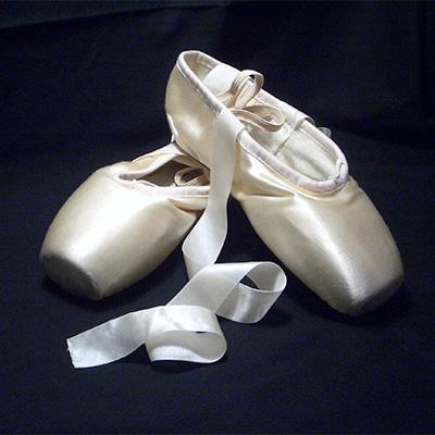 Sepatu Balet Demi Pointe Ballet Shoes
