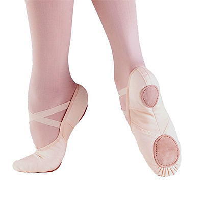 Sepatu Balet Split Sole Ballet Shoes