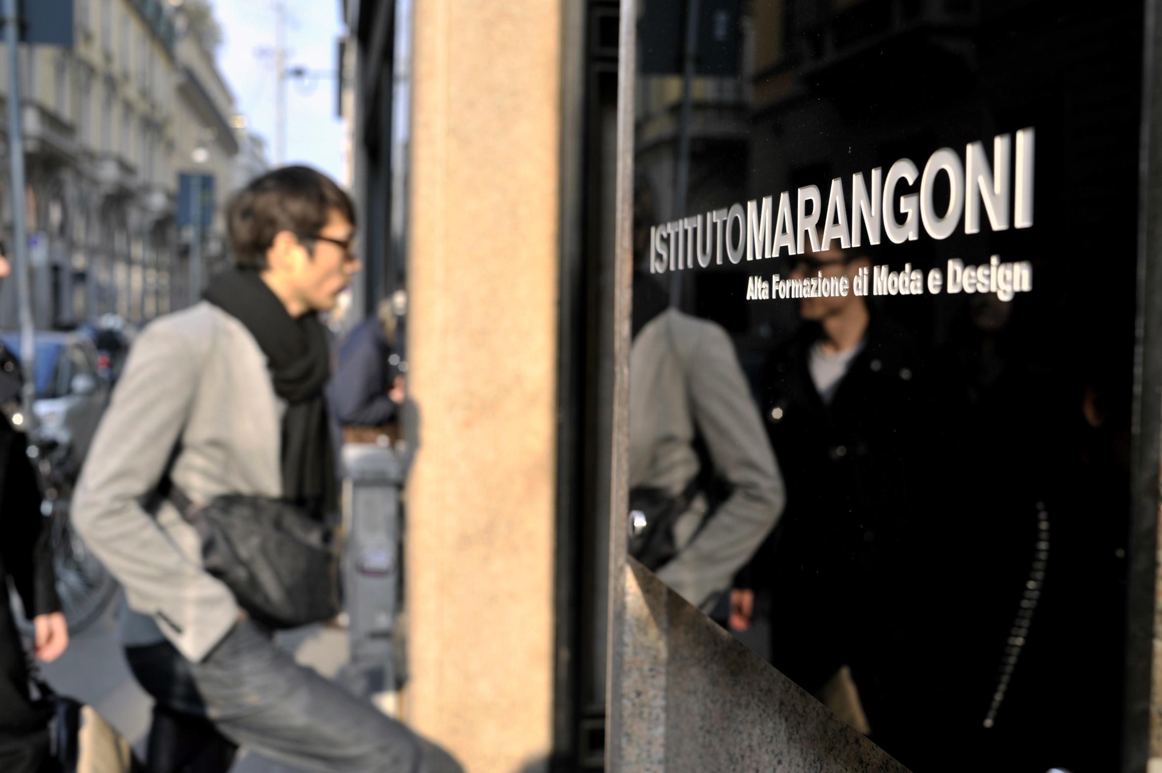Sekolah Fashion Istituto Marangoni