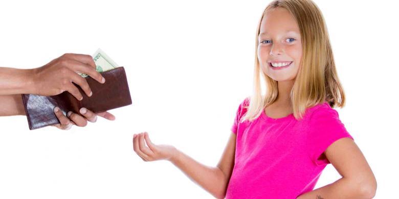 Mengatur Uang Saku Anak