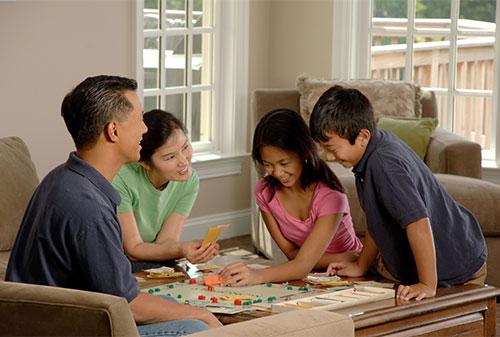Kerjasama Keluarga