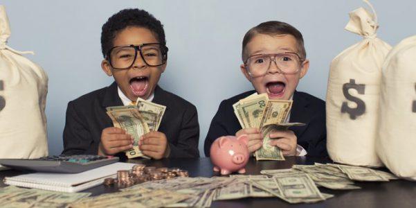 Ajarkan Anak Anda tentang Pentingnya Uang