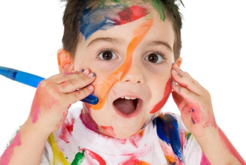Film mendukung anak menjadi lebih kreatif