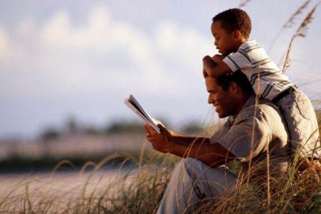 Orang Tua Adalah Contoh Terbaik