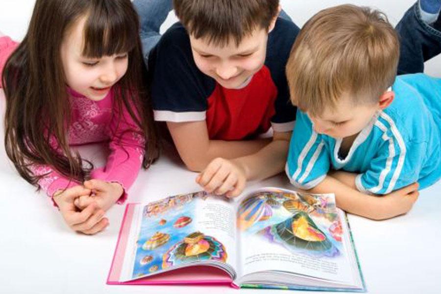 Read Aloud sebagai Salah Satu Cara untuk Cinta Buku