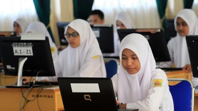Sistem Belajar Full Day School di Indonesia