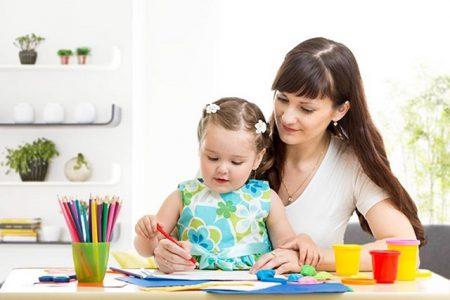 Teknik Mengajari Anak