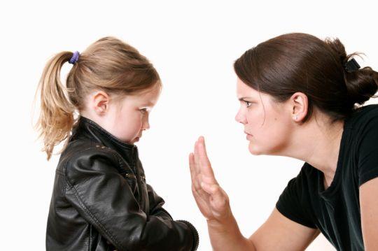 Sedikit protektif kepada anak