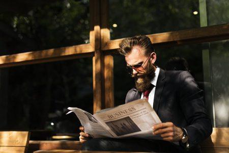 Asah Kemampuan dengan Membaca Surat Kabar