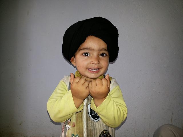 Anak Memimpin Berdoa
