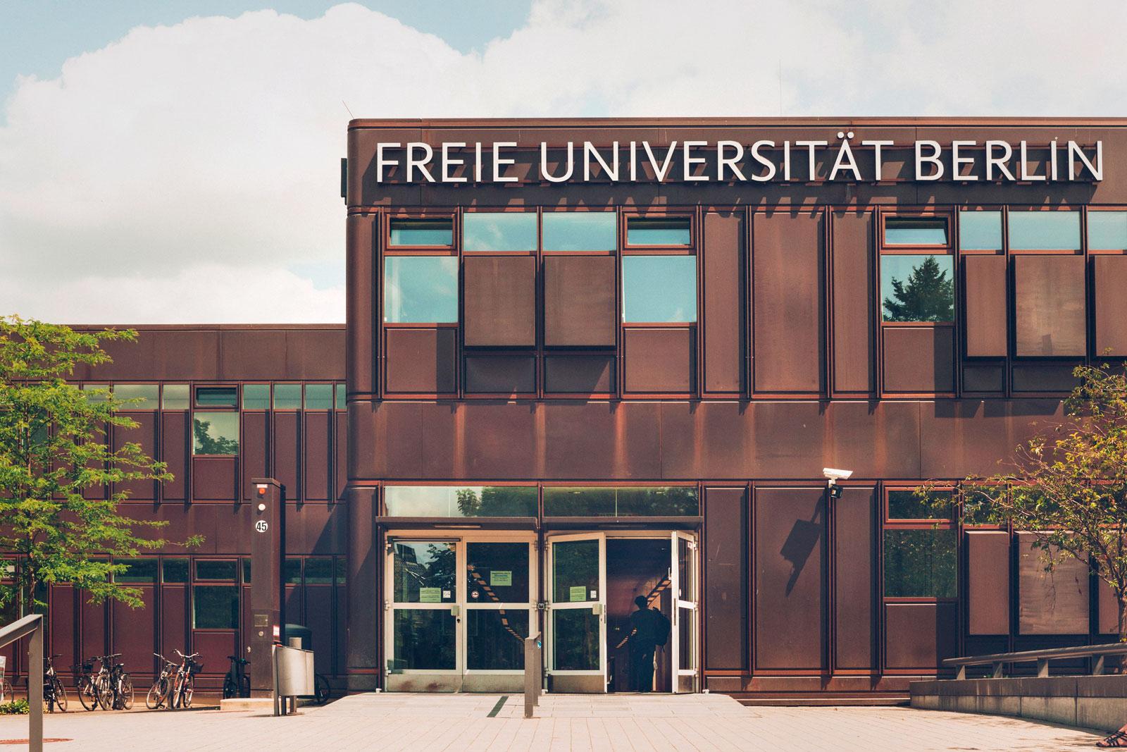 Freie Universitat Berlin - uncubemagazine.com