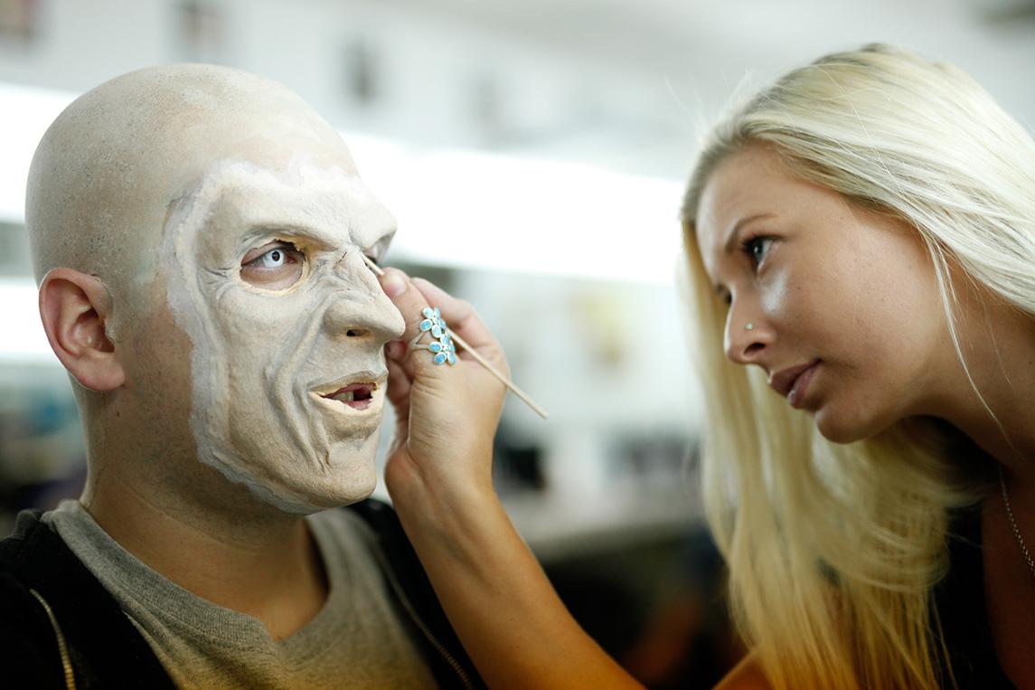 Cinema Make up School, Los Angeles - mud.edu