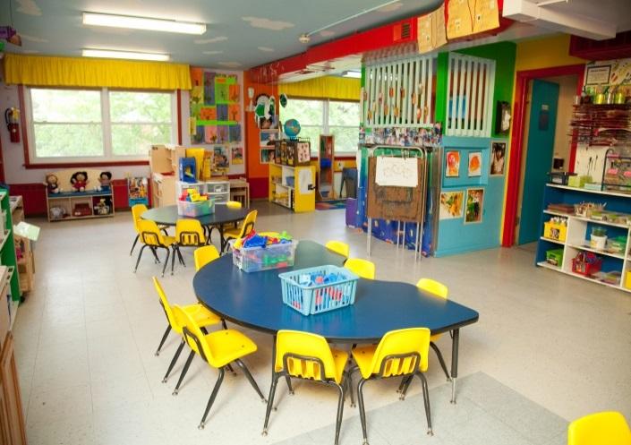 Berikan Gambaran Menyenangkan Tentang Taman Kanak-Kanak - toddlertownchicago.com