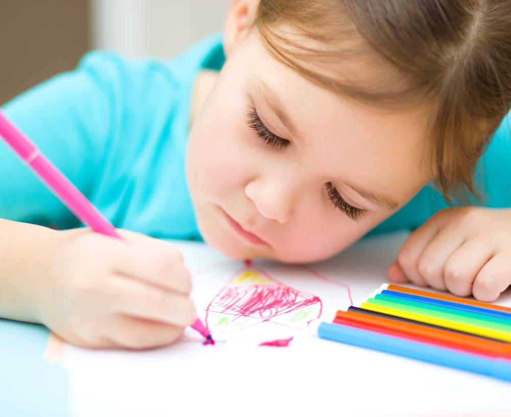 Manfaat Menggambar bagi Perkembangan Anak