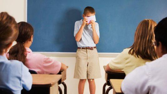Menghadapi Anak Introvert