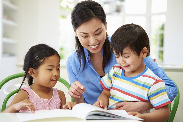Tips Agar Anak Gemar Membaca