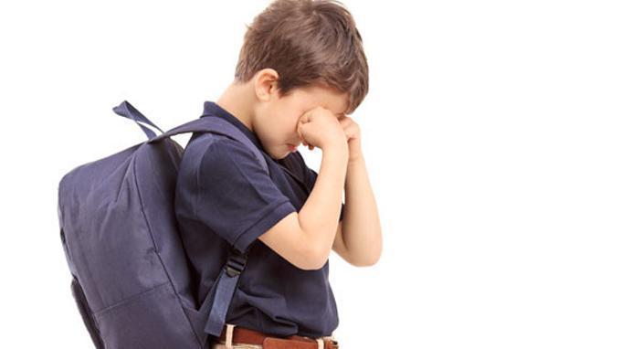 Anak Tidak Mau Sekolah