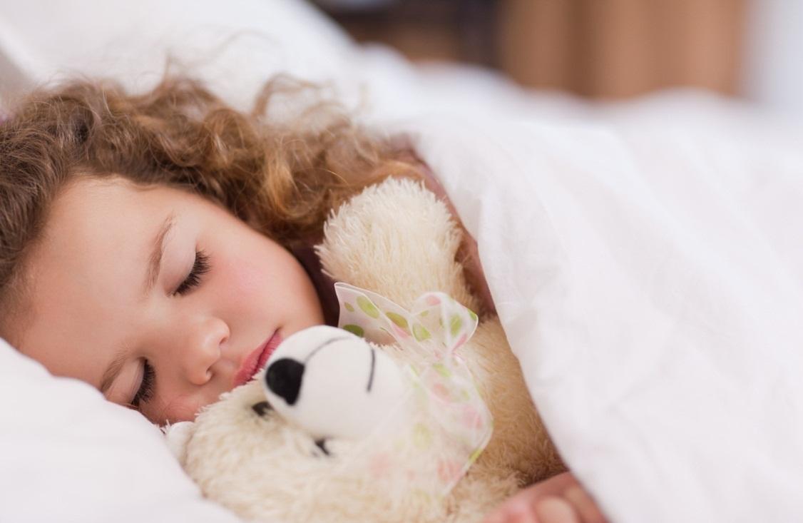 Agar Anak Tidur Tepat Waktu