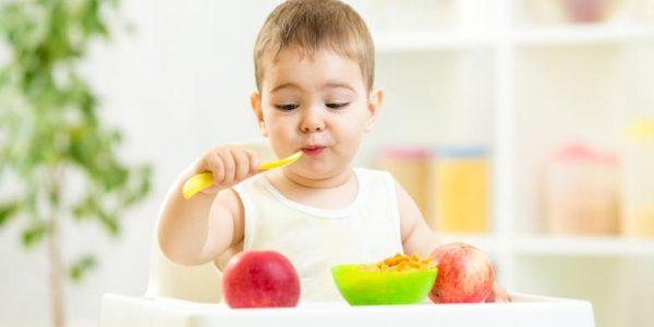 ebiasaan Makan Sehat pada Anak