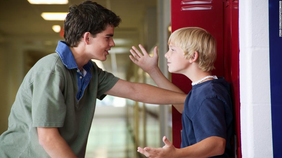 Menghadapi Bullying di Sekolah
