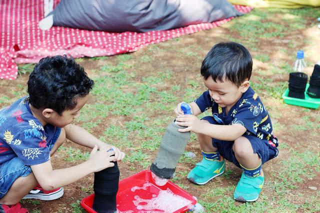 Meningkat kan Skill Bicara Anak