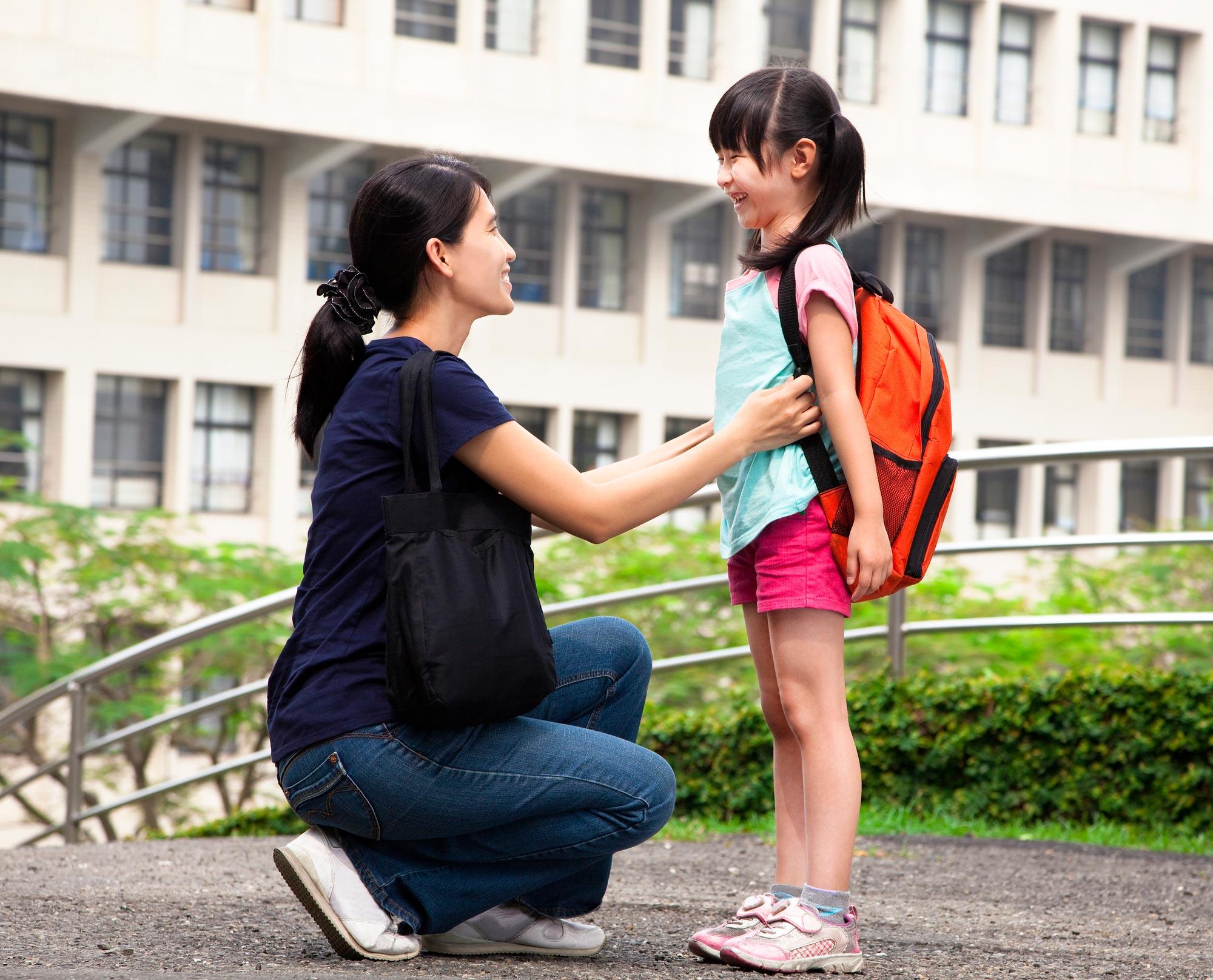 Semangat ke Sekolah
