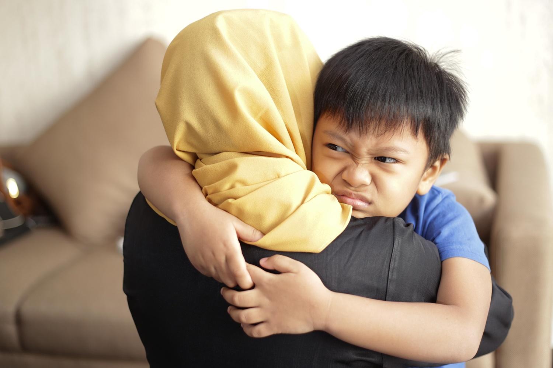 Frustrasi pada Anak