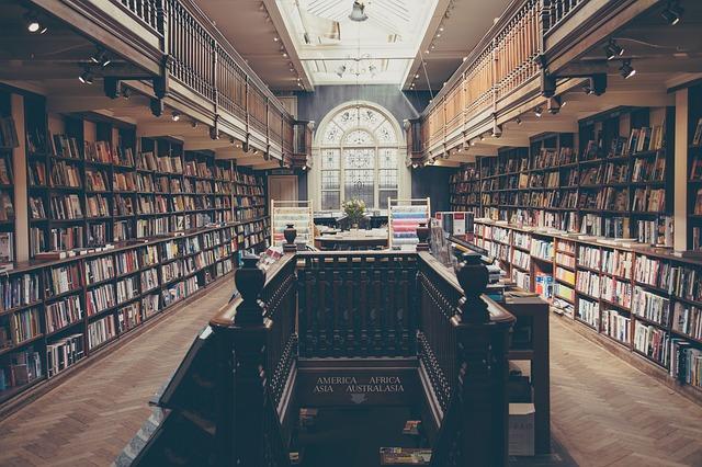 Ajak ke perpustakaan