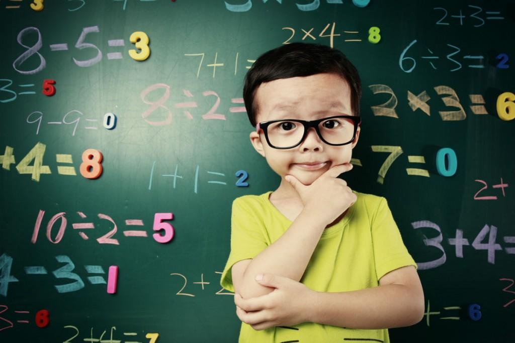 Anak Suka Matematika