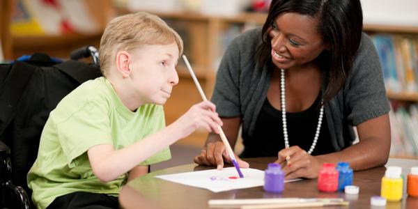 Jurusan Pendidikan Luar Biasa
