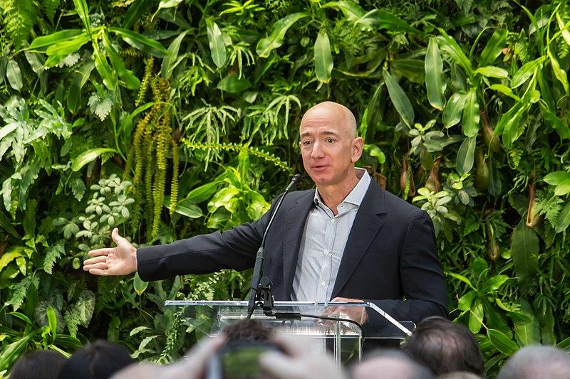 Rahasia Sukses Bos Amazon