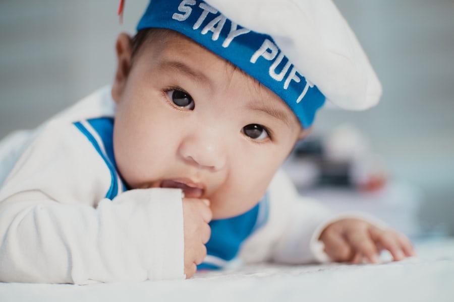 Bayi Merangkak