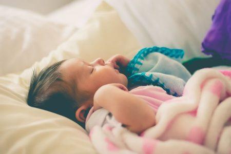 Anak Tidur Siang