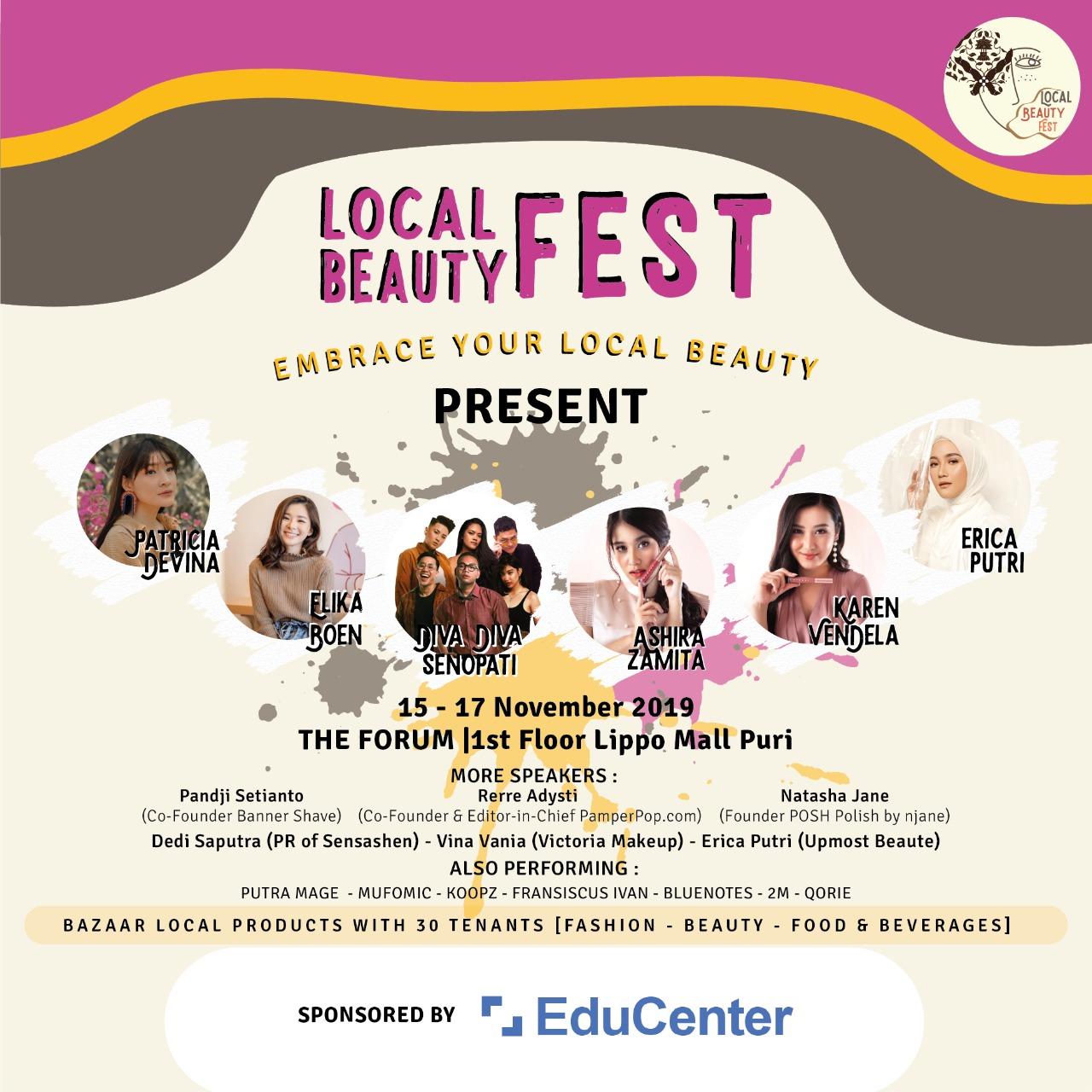 Local Beauty Fest