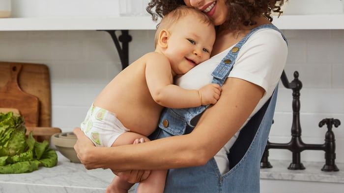 Kulit Bayi Kering