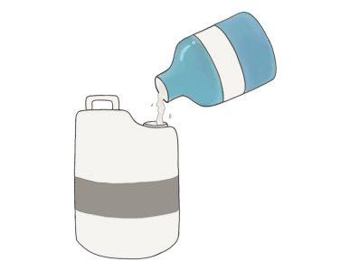 Cara Membuat Hand Sanitizer Menurut WHO