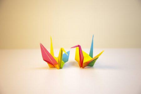 Main Origami bersama Anak