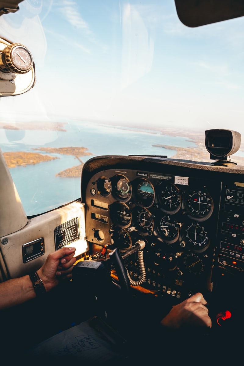 Jadi Pilot? Ini Yang Harus Di Siapkan